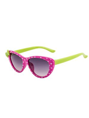 Amour Sku17-C-Pg-Ni Multicolored Kids Sunglass