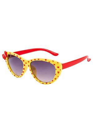 Amour Sku17-F-Yr-Ni Multicolored Kids Sunglass