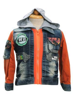 Sheena SKW0123 Blue Kids Jacket
