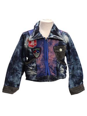 Sheena SKW0125 Blue Kids Jacket