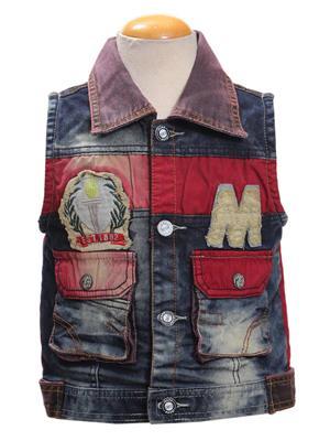 Sheena SKW0127 Blue Kids Jacket