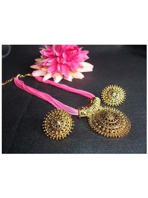 Shree Mauli Creation SMC025 Multicolored Women Necklace set