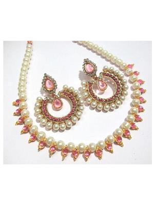 Shree Mauli Creation SMC051 Multicolored Women Necklace set
