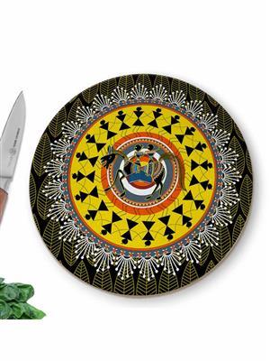 Kolorobia SMCWA05 Kolorobia Warli Chopping Board