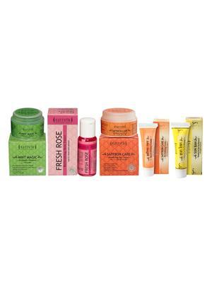 Sattvik Organics SOC77 Unisex Healthy & Polished Skin Combo