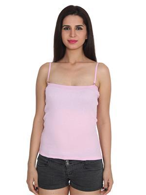 Ansh Fashion Wear Spg-229-5 Pink Women Camisole