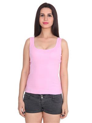 Ansh Fashion Wear Spg-505-5 Pink Women Camisole