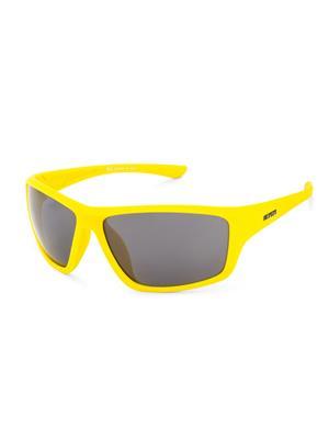Rafa SPT20030YELGRY Yellow Unisex Wrap Sunglasses