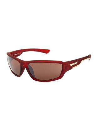 Rafa SPT2009BRN Brown Unisex Wrap Sunglasses