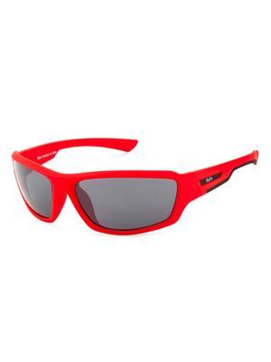 Rafa SPT2009REDGRY Red Unisex Wrap Sunglasses
