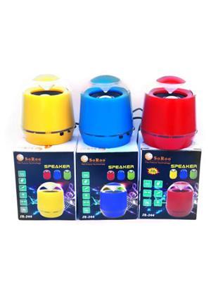Soro Sr-Spk-01 Multicolored Speakers