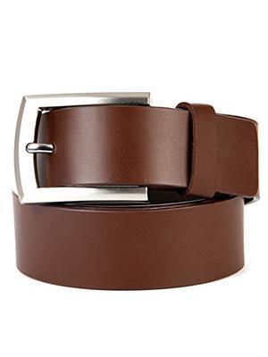 Srs 901-32-Brown Men Belt