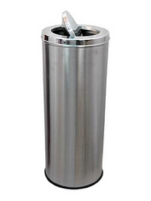 Shree Ram Steels Srs27 Stainless Steel Dustbin