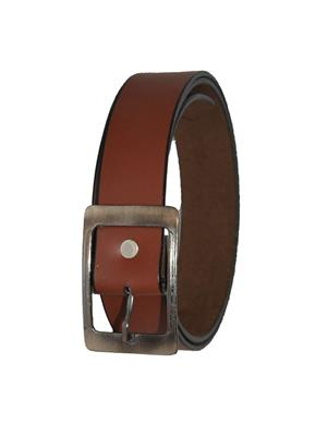 Srs Cs Bsingdotbrn Brown Men Belt