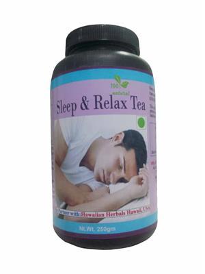 Hawaiian Srt72 Brown Sleep & Relax Tea