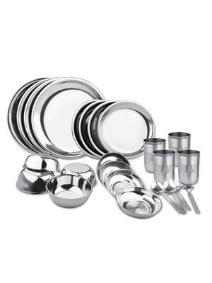 SS Silverware SS32 Silver Dinner Set Sets Of 24