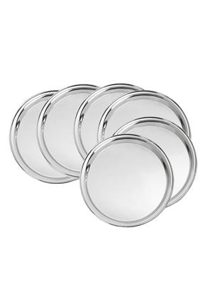 SS Silverware SS26 Silver Dinner Set Sets Of 6