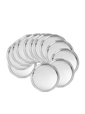 SS Silverware SS02 Silver Dinner Set Sets Of 12
