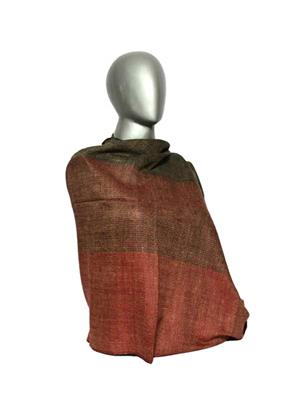 Kaka SS03 Red Women Designer Handmade Pashmina Shawls