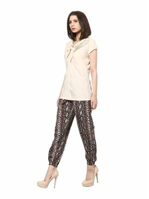 SS 1016  Multicolored Women Pajama