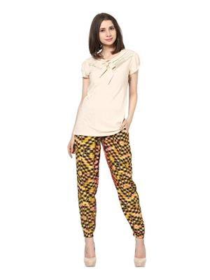 SS 1024  Multicolored Women Pajama
