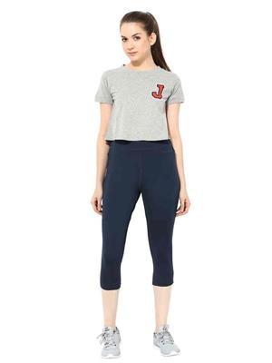 SS 1204  Blue Women Sports & Trackwear