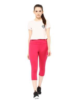 SS 1207  Pink Women Sports & Trackwear