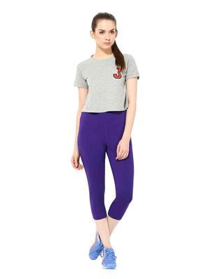 SS 1208  Blue Women Sports & Trackwear