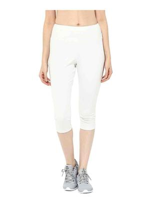 SS 1209  White Women Sports & Trackwear