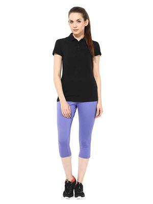 SS 1210  Blue Women Sports & Trackwear