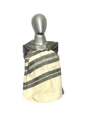 Kaka SS13 Cream Women Designer Handmade Pashmina Shawls