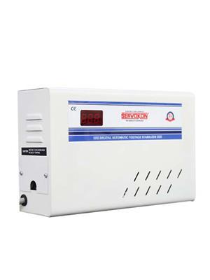 SERVOKON SS4150 White 4 Kva 150-300V AC Voltage Stabilizer
