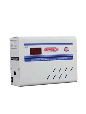 SERVOKON SS4170 White 4 Kva 170-270V AC Voltage Stabilizer