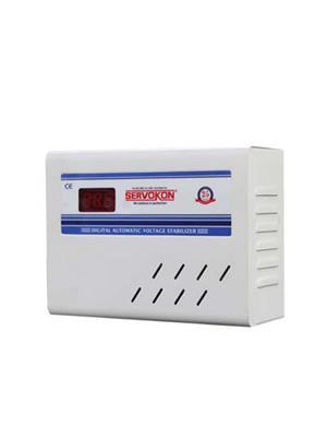 SERVOKON SS5170 White 5 Kva 170-270V AC Voltage Stabilizer
