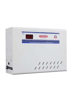 SERVOKON SS590 White 5 Kva 90-300V AC Voltage Stabilizer