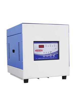 SERVOKON SSL10-1A90 Blue 10 Kva Servo 1 Ph AC 90-260V Automatic Voltage Stabilizer