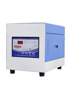 SERVOKON SSL5-1A140 Blue 5 Kva Servo 1 Ph AC 140-260V Automatic Voltage Stabilizer