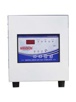 SERVOKON SSL5-1A160 Blue 5 Kva Servo 1 Ph AC 160-260V Automatic Voltage Stabilizer