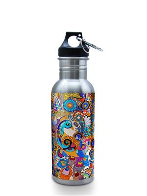 Kolorobia SSP03 Dazzling Peacock Sipper Bottle
