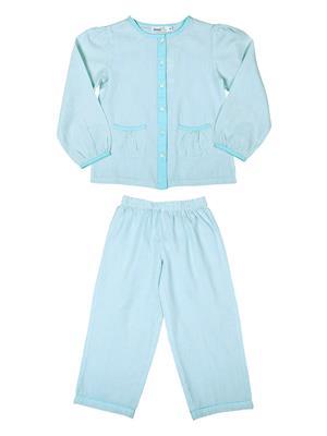 ShopperTree ST-1440 Multicolored Boy Night Wear