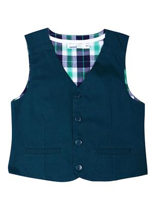 ShopperTree ST-1621 Green Boy Jacket