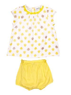 Shopper Tree ST-1655 Yellow Twin set
