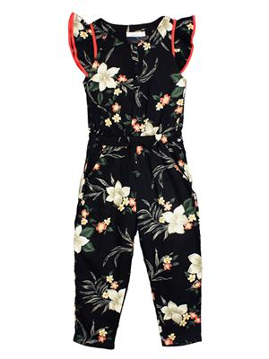 ShopperTree ST-1697 Multicolored Girl Jumpsuit