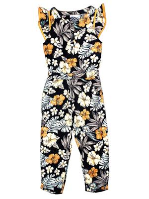 ShopperTree ST-1698 Multicolored Girl Jumpsuit