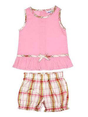 Shopper Tree ST-1713 Pink Twin set