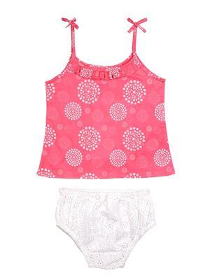Shopper Tree ST-1719 Pink Twin set