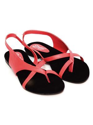 Stella 1 Red Women Sandals