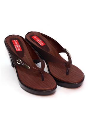 Stella 20 Brown Women Heels