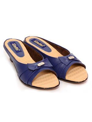 Stella 22 Blue Women Heels