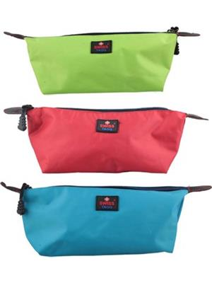 Shopping Feast ST26 Multicolored Travel Pouch Set of 3